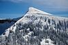 Climbing Mary's Nipple, Backcountry, Grand Targhee, WY