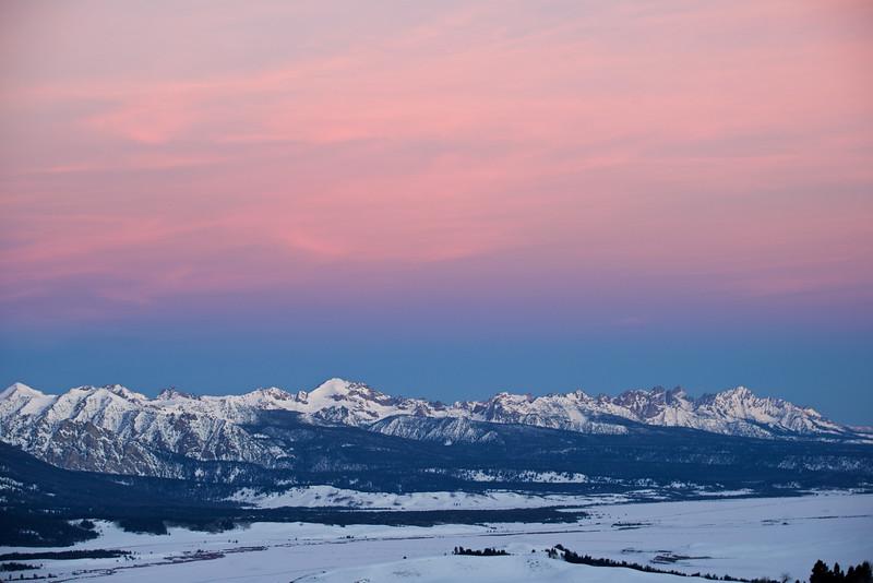 Sawtooth Wilderness, Idaho