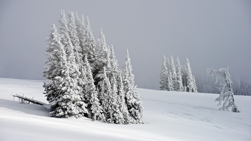 Teton Backcountry, WY