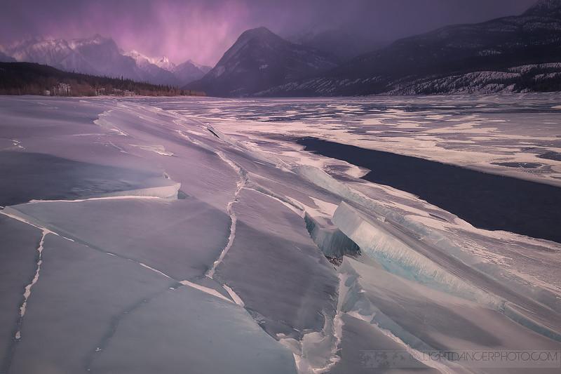 The Dream, Abraham Lake