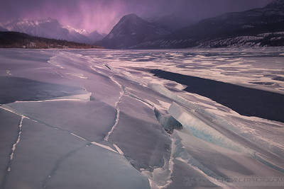 The Dream, Abraham Lake