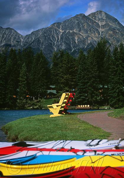 Jasper Park Lodge, Alberta