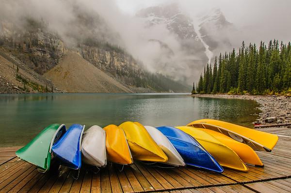 Canadian Rockies (Banff, Lake Louise, & Jasper) - 2010