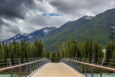 Banff Footbridge