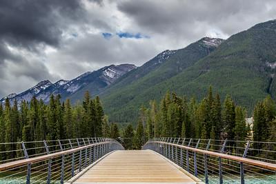 Banff Footbridge