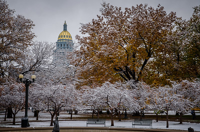 Colorado State Capital Building