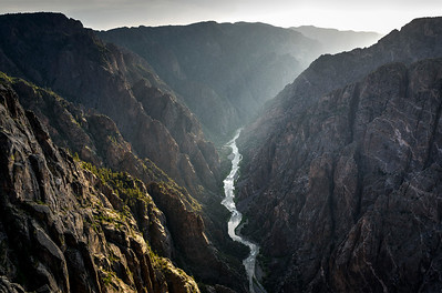 Black Canyon Of The Gunnison National Park, Colorado