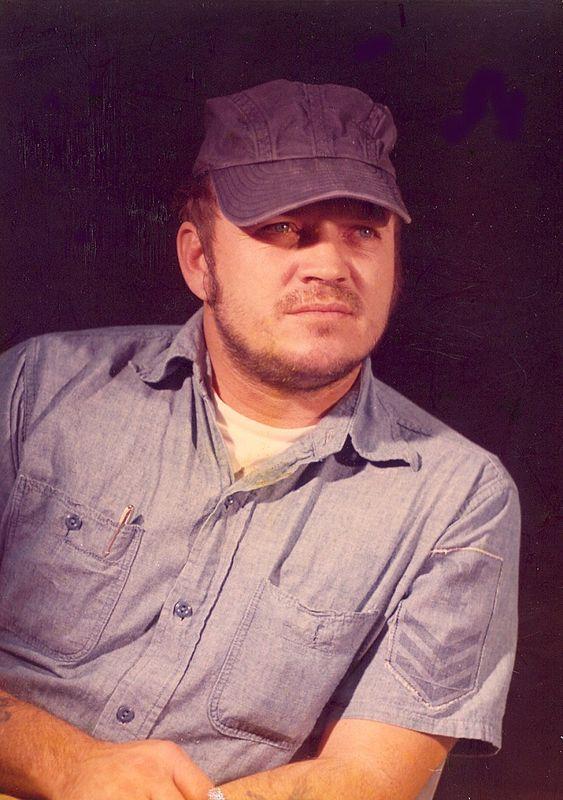 Here's me in the Navy back in 1966. HA!