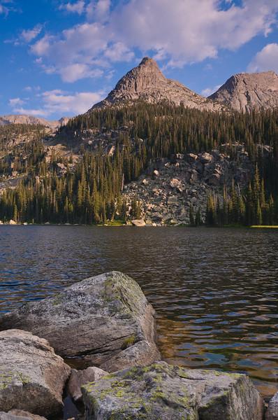 Spirit Lake just above Lake Verna