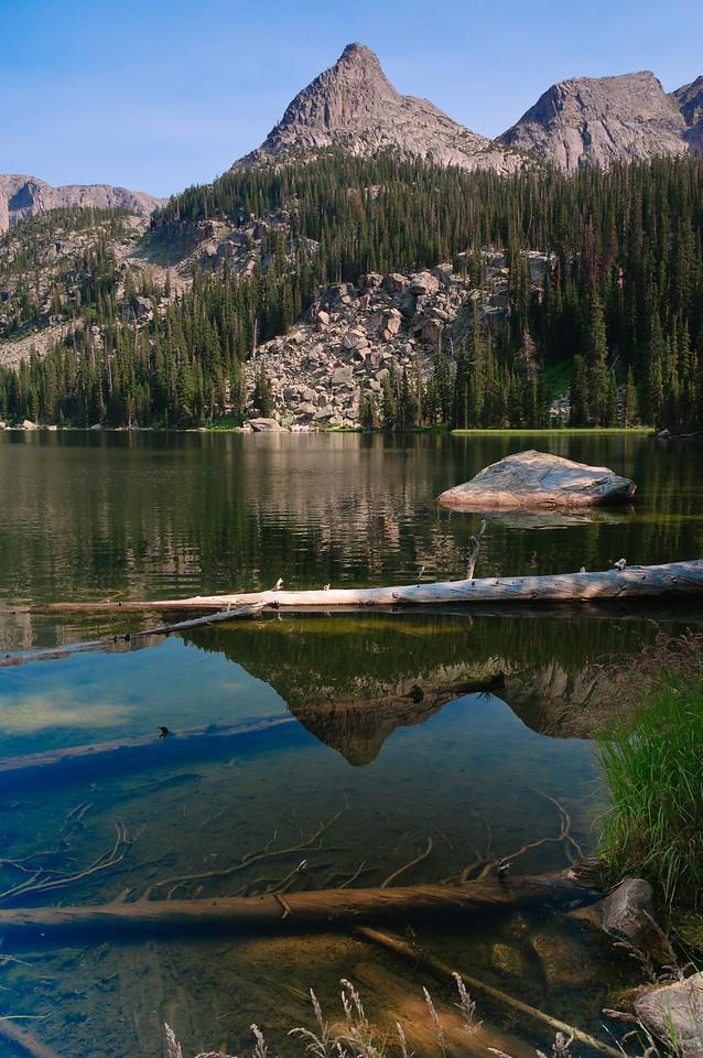 Reflections on Spirit Lake