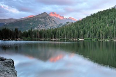 Solitude at Bear Lake