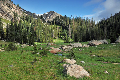 Green Mountain to Haynack Lakes