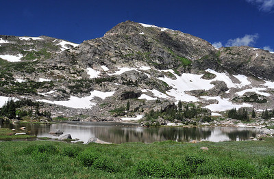 Upper Haynack Lake