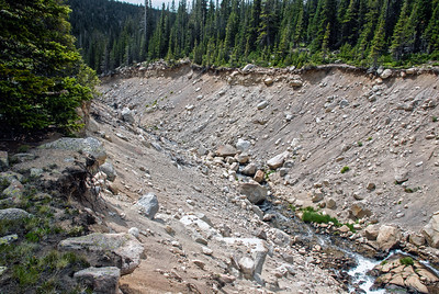 Roaring River Washout