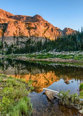 Reflective Peaks