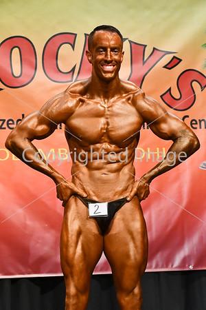 Pro Mens Bodybuilding PJ