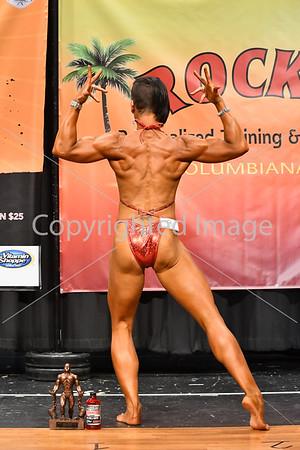 Womens Most Muscular Award