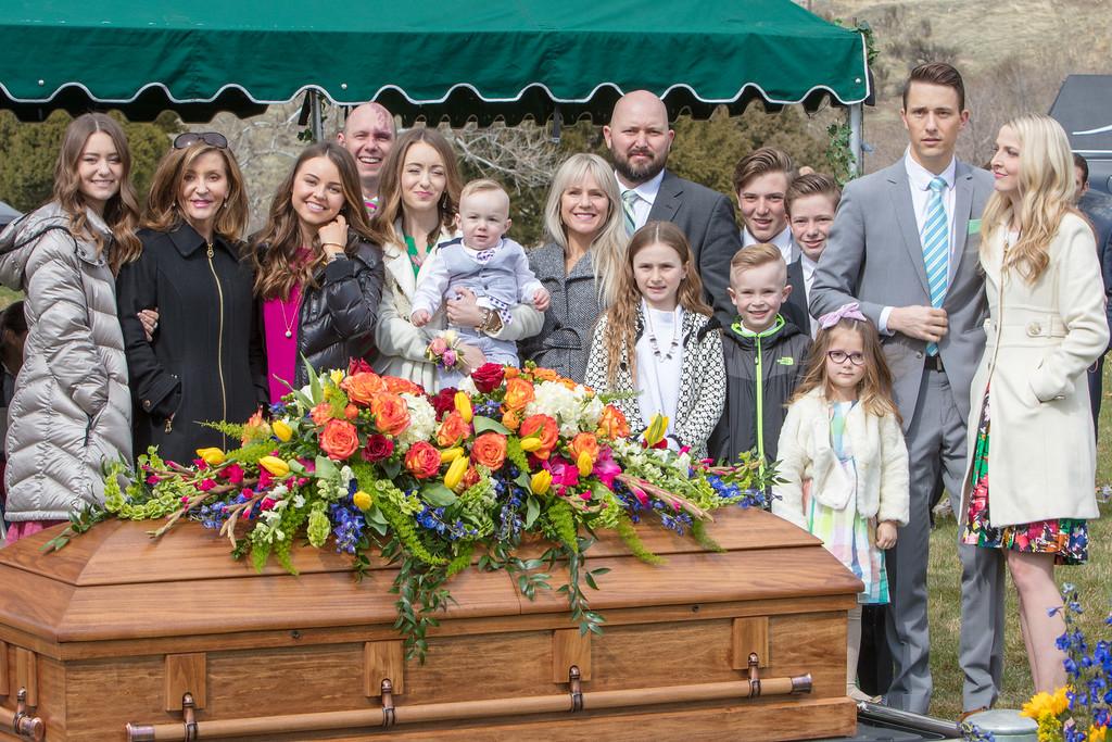 Rod Allred Family