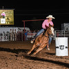 101WildWestPRCA Fri Barrels-12