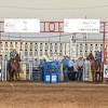 101WildWestPRCA Sat SteerWrestling-14