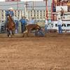 101WildWestPRCA Sat SteerWrestling-24