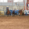101WildWestPRCA Sat SteerWrestling-23