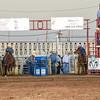 101WildWestPRCA Sat SteerWrestling-22
