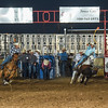 101WildWestPRCA Sat TeamRoping-3