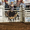 101WildWestPRCA Thur BullRiding 1stSection-21