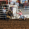 101WildWestPRCA Thur BullRiding 1stSection-28