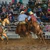 101WildWestPRCA Thur SaddleBronc1st-14