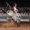 JessA&MikeH MemorialPRCA 4 20 18 SaddleBronc-21
