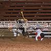 JessA&MikeH MemorialPRCA 4 20 18 SaddleBronc-13