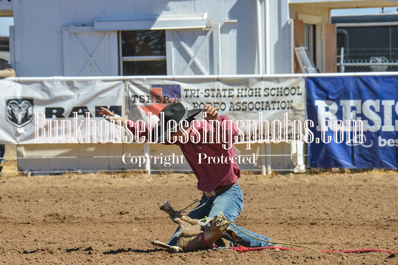 TJHRA Hereford 3 10 18 BoysGoatTyin-34