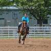 XITJrRodeo18 Girls3poles-35