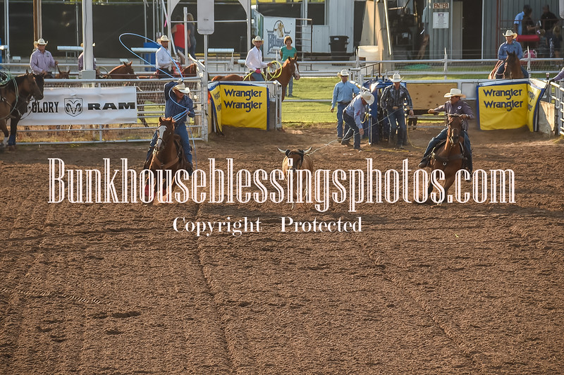 XIT 2018 PRCA ThurTeamRoping-8