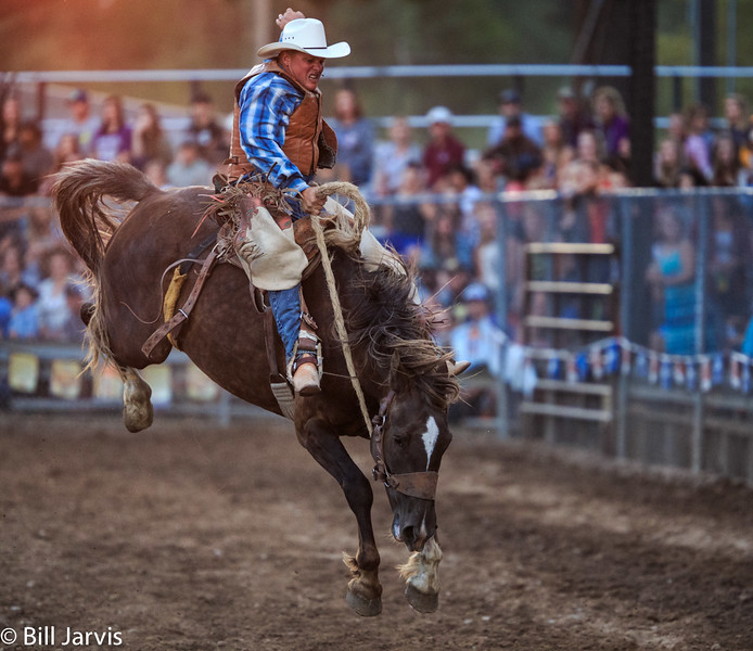Saddle Bronc, Superior, Montana