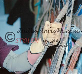 National Finals Rodeo - Las Vegas NV - Dec , 1991