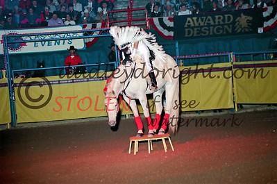 National Finals Rodeo - Las Vegas, NV - Dec 1995