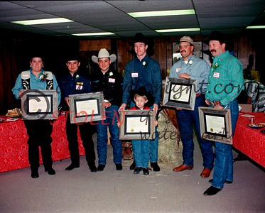 COWBOY  Appreciation - Stephenville , Texas - 1996