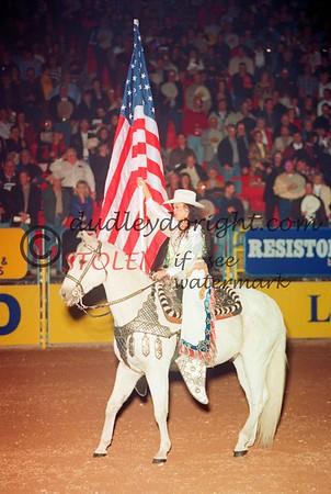 National Finals Rodeo - Las Vegas , NV-Dec , 1999
