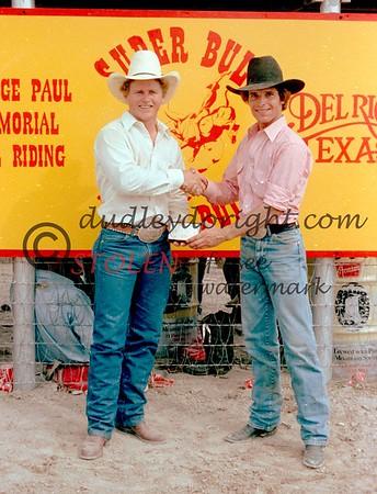 Super Bull - Del Rio , Texas -May 1 , 1983