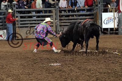 Buc Days PRCA Rodeo-Corpus Christi Tex-April, 2008
