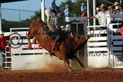 Bull Extravaganza-Granbury Tx-July, 2008