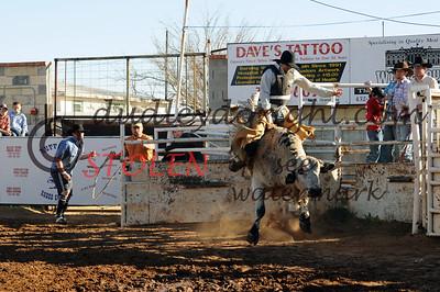 Dos Amigos Bull Riding - Odessa TX - January 2008