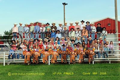 High Plains Jr Rodeo Finals-Clovis, NM-July, 2008