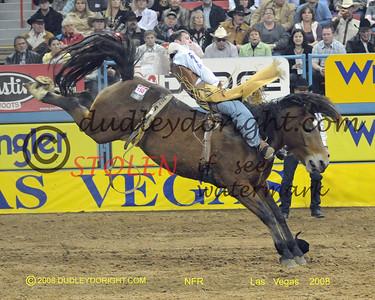 National Finals Rodeo - Las Vegas NV - December 2008