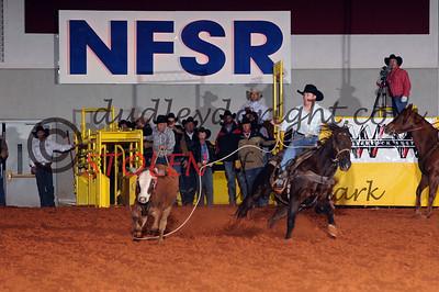 National Finals Steer Roping - Hobbs NM - November 2008
