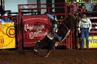 Reg 3-Texas High School Rodeo Finals-Ft Worth, Tx-April, 2008