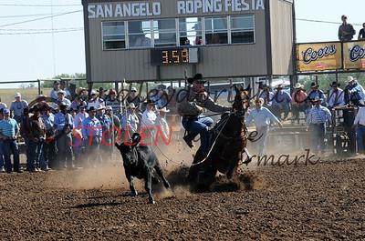 San Angelo Roping Fiesta-San Angelo Tx-Oct, 2008